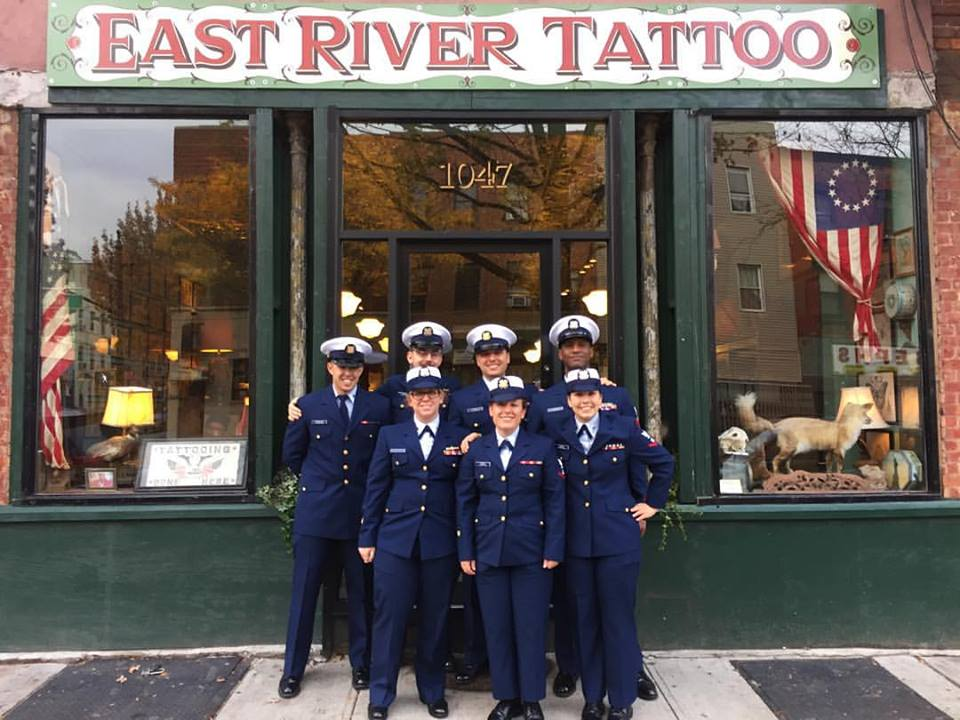 The parlor east river tattoo for East river tattoo price