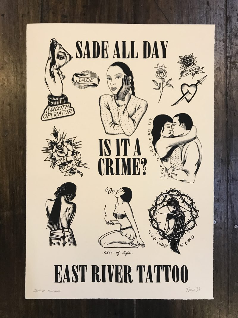 Merchandise archive east river tattoo gift certificates xflitez Image collections